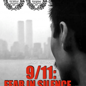 9/11 Fear In Silence: The Forgotten Underdog DVD Cover