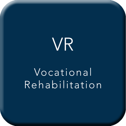 Vocational Rehabilitation Button