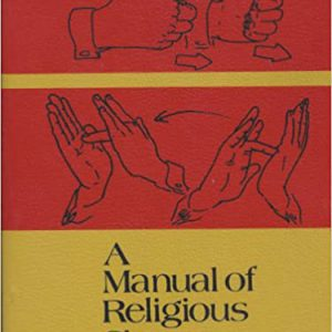 A Manual of Religious Signs Book Cover